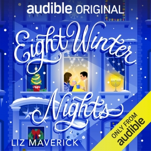 Eight Winter Nights by Liz Maverick